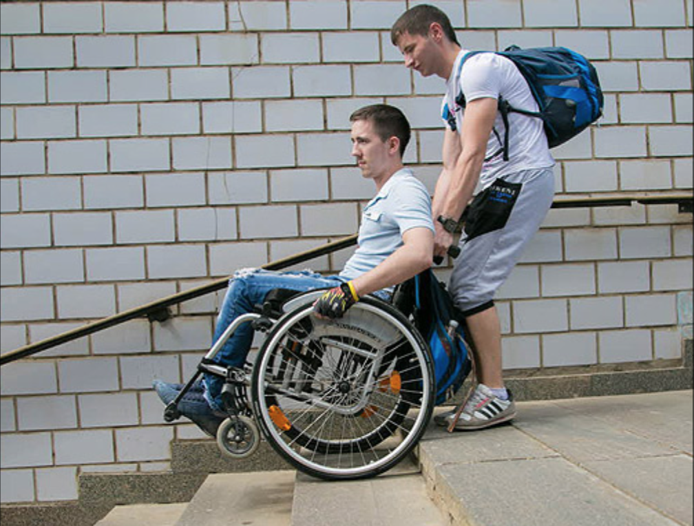 I Didn't Realise My Date Was A Wheelchair User Now What
